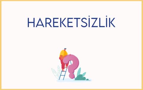 HAREKETSİZLİK